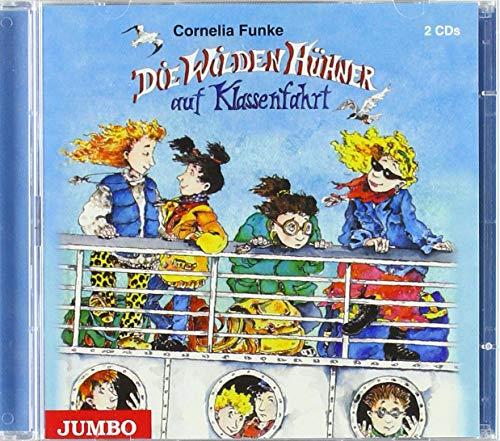 Die wilden Hühner auf Klassenfahrt. 2 CDs