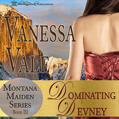 Dominating Devney audiobook cover art
