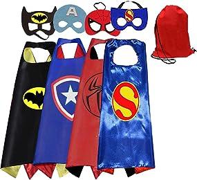 Best hero costumes for kids