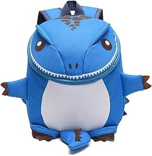 حقيبة ظهر صغيرة محشوة بنمط حيوانات رسوم متحركة لرياض الاطفال للبنات والاولاد
