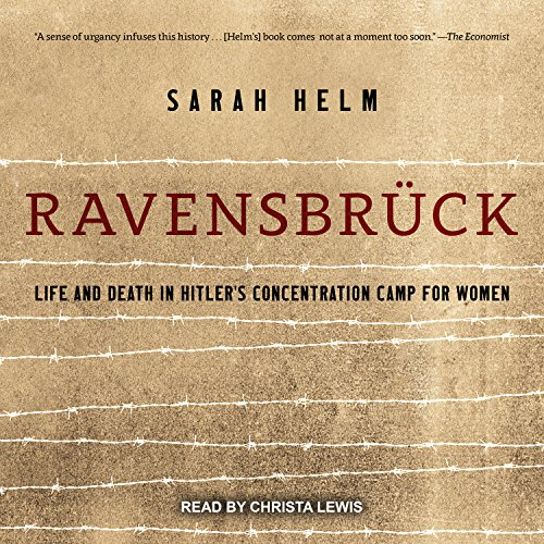 Ravensbruck audiobook cover art