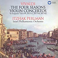 Vivaldi:Violin Concertos; Four Seasons (2CD) by Itzhak Perlman