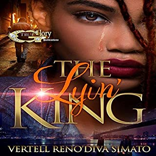 The Lyin' King, Book 1 audiobook cover art