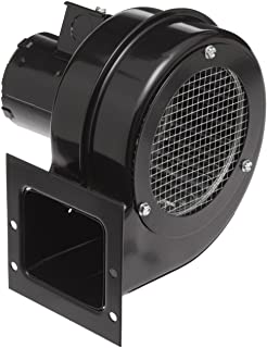 Century 458 Replacement Blower for Wood Stoves 160 CFM | Replaces Fasco 50755-D500, WWG 1C982 | Heat Tech, Nesco, US Stove, Mt. Vernon, Arrow Heating, Waterford Stove, Even Temp, Earth Stove, Travis, Country Flame, Martin Industries, Regency