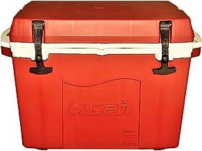 CaseIH Cooler, Red, 27 Quart