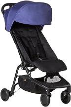 Mountain Buggy Nano V2 Nautical - Silla de paseo (incluye bolsa de viaje)