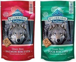 Buffalo Wilderness Grain Free Biscuits Variety