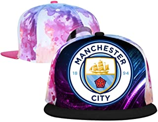 299ada9b0 Amazon.com: manchester city hat