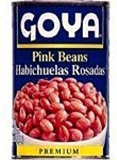Goya Pink Beans Can 15.5 oz. (3-Pack)