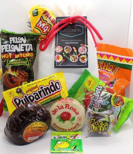 Mexican candy bag, 2.2 libras