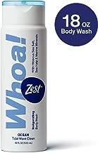 Zest Whoa Ocean Body Wash, 18 oz