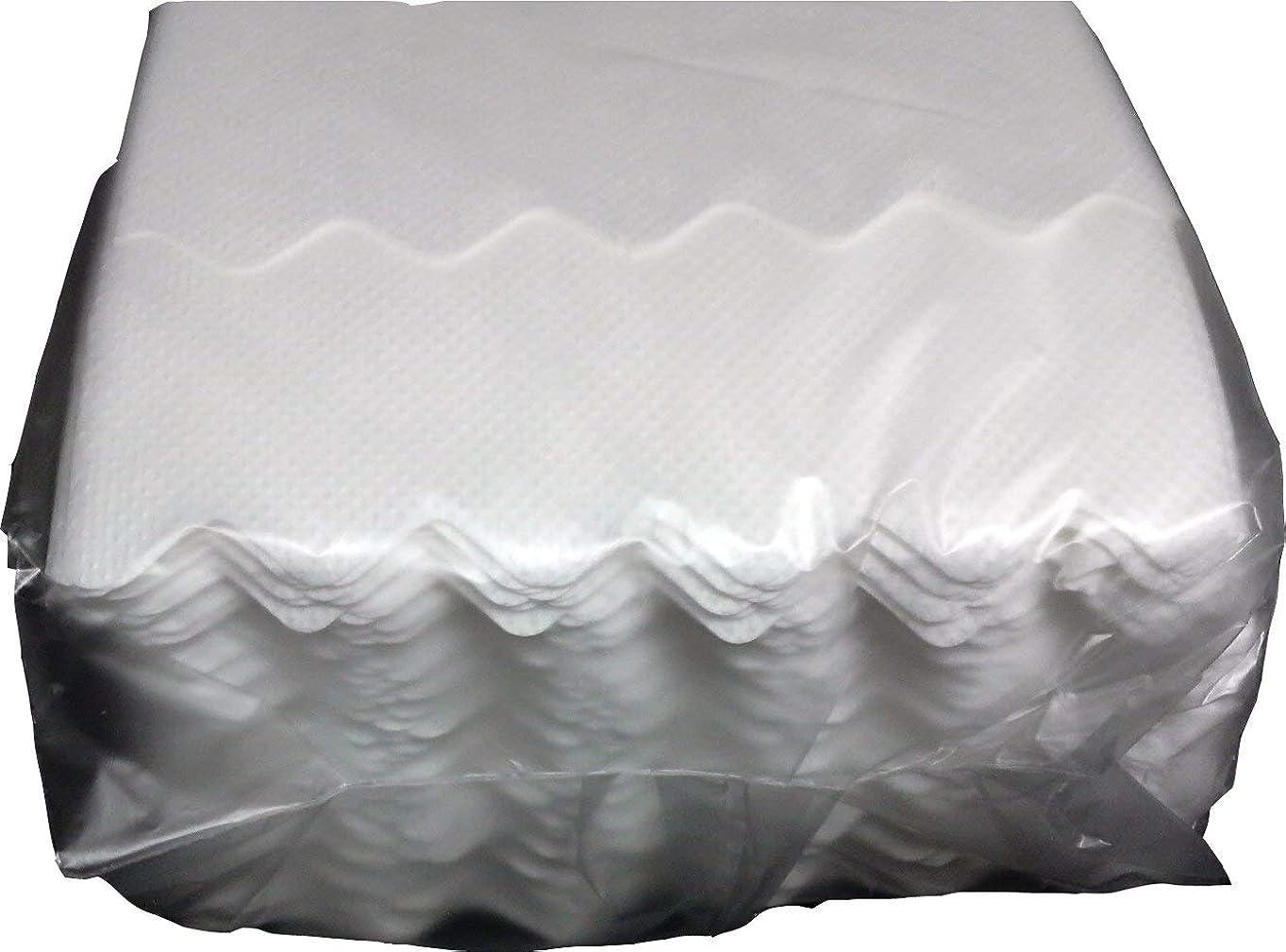 おしゃれじゃない容器失敗ペーパーナプキン 6折タイプ紙ナプキン (波形)10000枚箱入(100枚パック入×100P入)