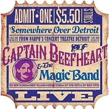 Somewhere Over Detroit (Live from Harpos Concert Theatre, Detroit, 11/12/1980)