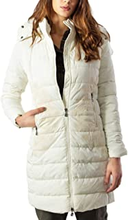 Desigual Luxury Fashion Womens 19WWEW86WHITE White Down Jacket | Fall Winter 19