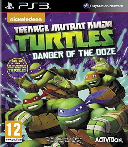 Teenage Mutant Ninja Turtles : danger of the ooze - [Edizione: Francia]