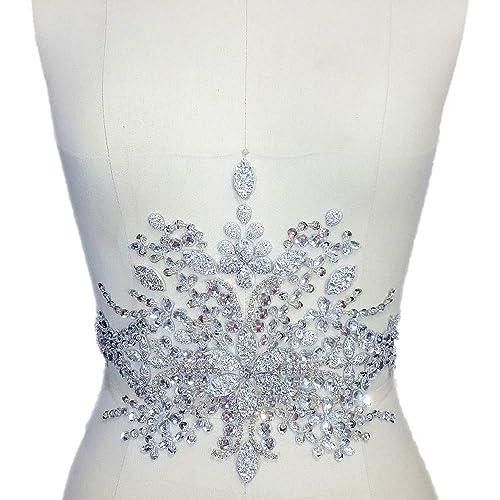 Appliques For Wedding Dress Amazoncom