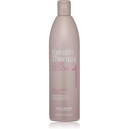 Alfaparf Keratin Theraphy Lisse Design Deep Cleasing Shampoo 500ml