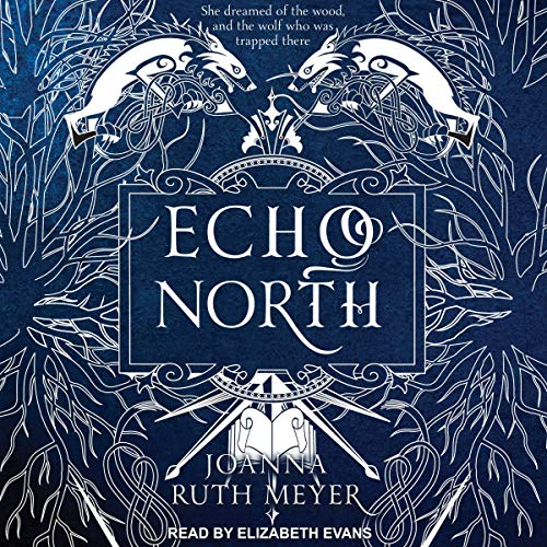 Echo North audiobook cover art
