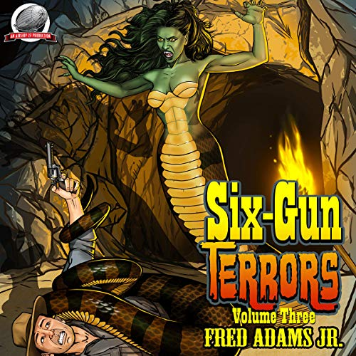 Six-Gun Terrors, Volume 3  By  cover art