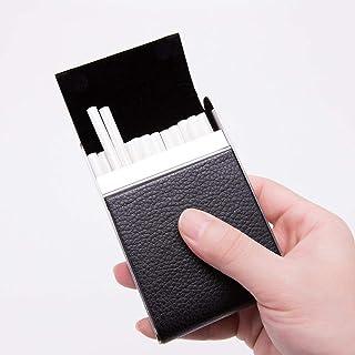 Sutinna Almacenamiento de Alimentos Cajones de Almacenamiento de plástico Accesorios para Cigarrillos, Mantenga 20 Cigarri...