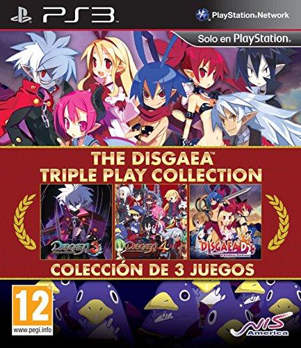 Disgaea Triple Play Collection