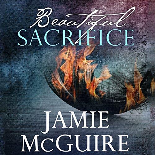Beautiful Sacrifice audiobook cover art