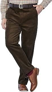 luxury corduroy trousers