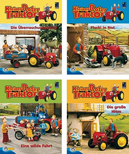 Kleiner Roter Traktor, Nr.9-12