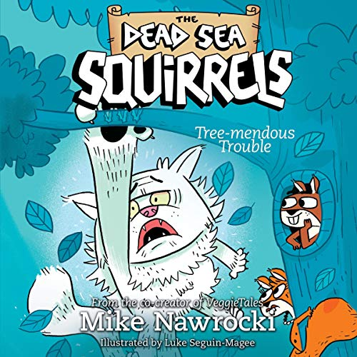 Tree-mendous Trouble cover art
