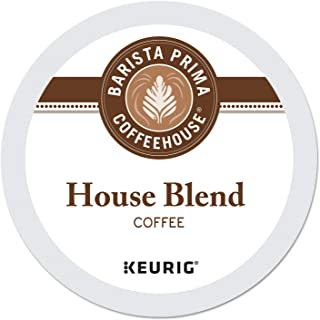 Barista Prima House Blend K-Cup for Keurig Brewers, 96 Count