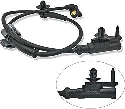 MIKKUPPA ABS Wheel Speed Sensor, 15229012 Front Side Compatible with 07-13 Silverado 1500 Tahoe Suburban 1500, 07-12 GMC Yukon Sierra