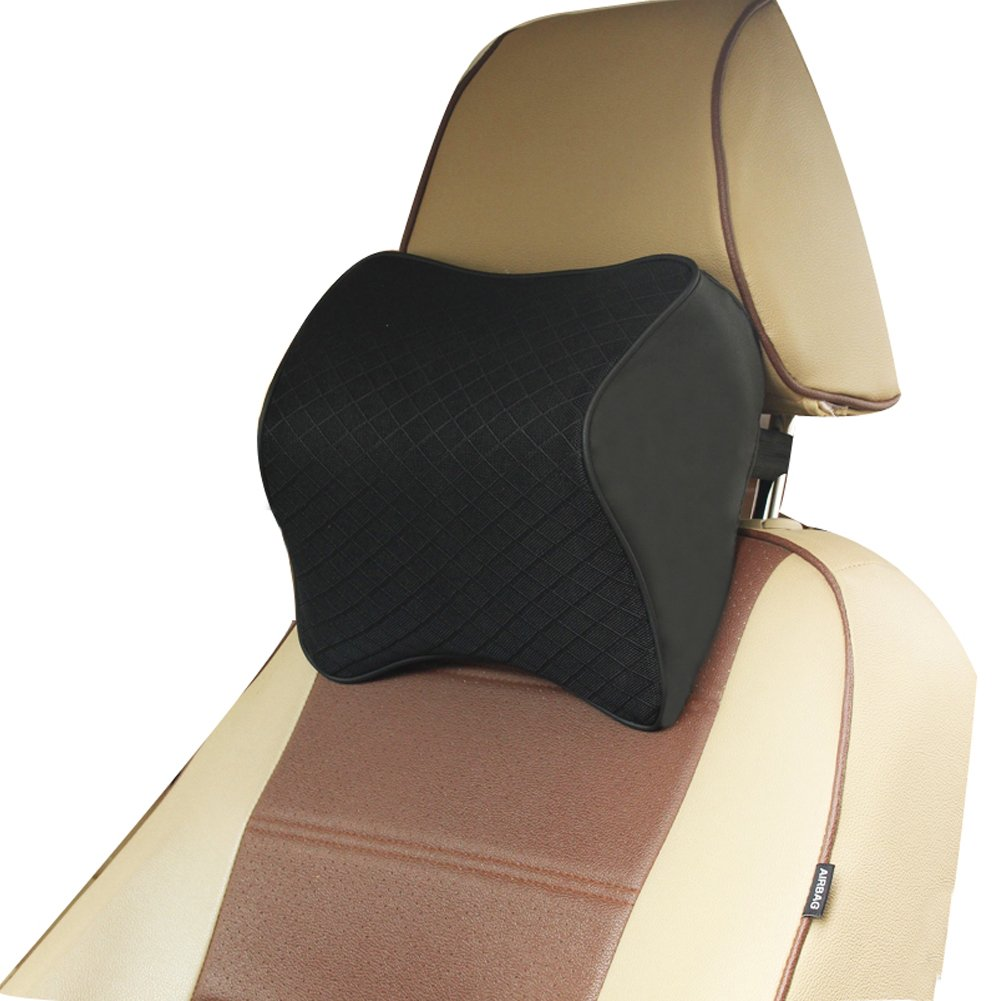 ZATOOTO Headrest Pillow Memory Foam