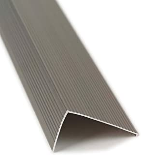 M-D Building Products 25744 M-D Ultra Sill Nosing, 36 in L X 2-3/4 in W X 1-1/2 in H, quot quot, Satin Nickel