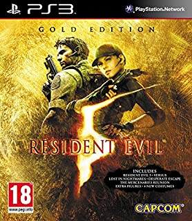 Resident Evil 5 - gold édition (B0031RG558) | Amazon price tracker / tracking, Amazon price history charts, Amazon price watches, Amazon price drop alerts