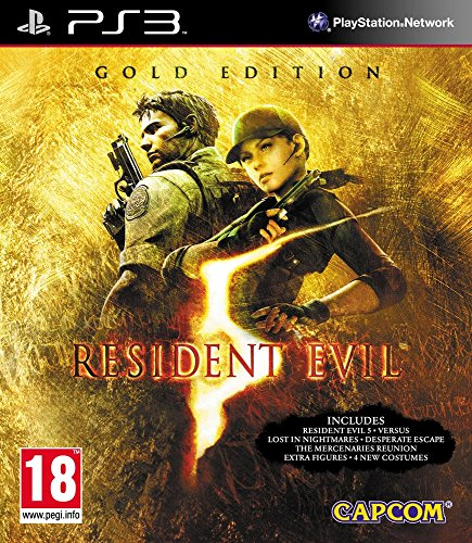 resident evil 5 - gold édition