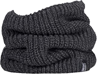 Warm Winter Thermal Larvic Chunky Neck Warmer Mens One Size