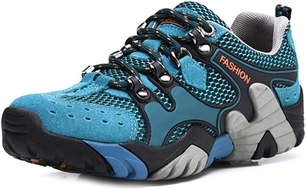 Women Outdoor Running Hiker Anti-Slip Trail Shoes Lady Casual Breathable Hiking Shoes