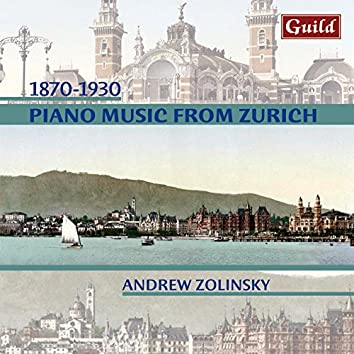 Schulthess: Variationen - Frey: Zweite Sonata & Vierte Suite - Freund: Notturno