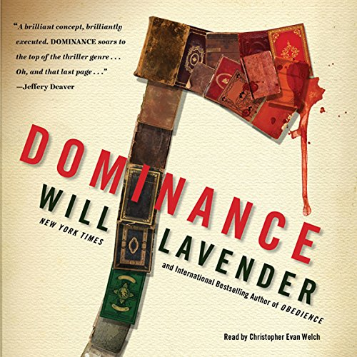 Dominance audiobook cover art