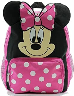 Amazon.com  Minnie Mouse - Backpacks   Lunch Boxes   Kids  Furniture ... 21fe7b70ee0d2