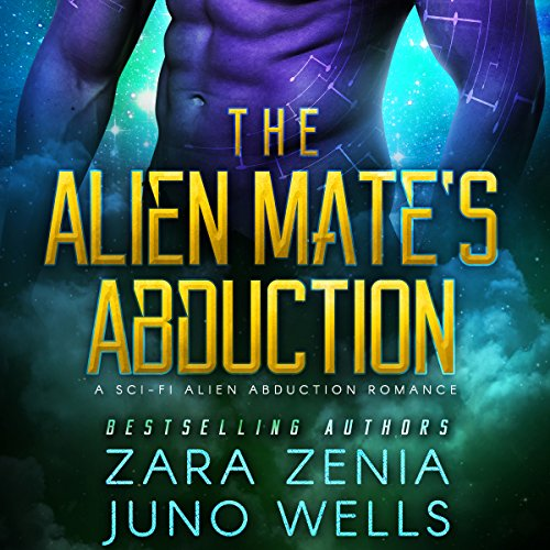 The Alien Mate's Abduction cover art