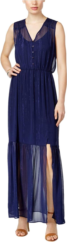 ECI New York Womens Chiffon Cocktail Dress