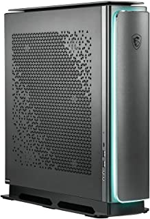 MSI Prestige P100 9SI-061EU - Ordenador de sobremesa (Intel Core i7-9700K, 32 GB RAM, 1 TB SSD, 2 TB HDD, GTX 1660 Super V...