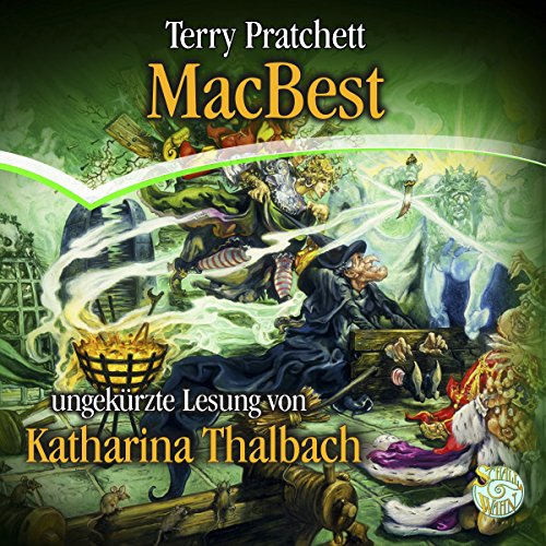 MacBest audiobook cover art