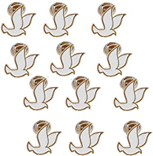 Best white dove pin Reviews