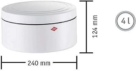 Oetker 4610/Retro Wesko/ 11/x 11/x 17/cm Dr hojalata, /Caja DE 1,3/l