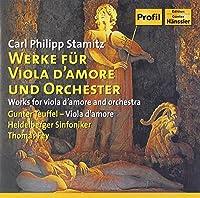 Works for Viola D'Amore & Orchestra