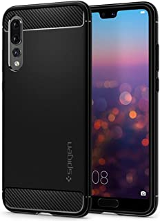 Spigen Huawei P20 PRO Rugged Armor cover/case - Black