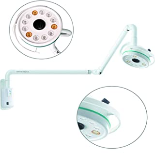 Global-Dental 36W Wall Hanging LED Surgical Medical Exam Shadowless Cold Light