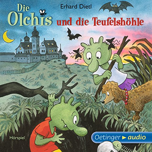Die Olchis und die Teufelshöhle                   By:                                                                                                                                 Erhard Dietl                               Narrated by:                                                                                                                                 Rainer Schmitt,                                                                                        Robert Missler,                                                                                        Eva Michaelis                      Length: 2 hrs and 6 mins     Not rated yet     Overall 0.0